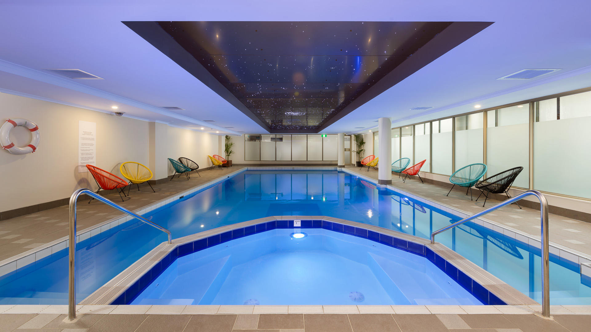 Rydges Sydney Central - Pool & Spa