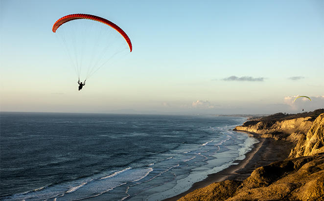 Rydges_Cronulla_Paragliding-in-Stanwell-Tops