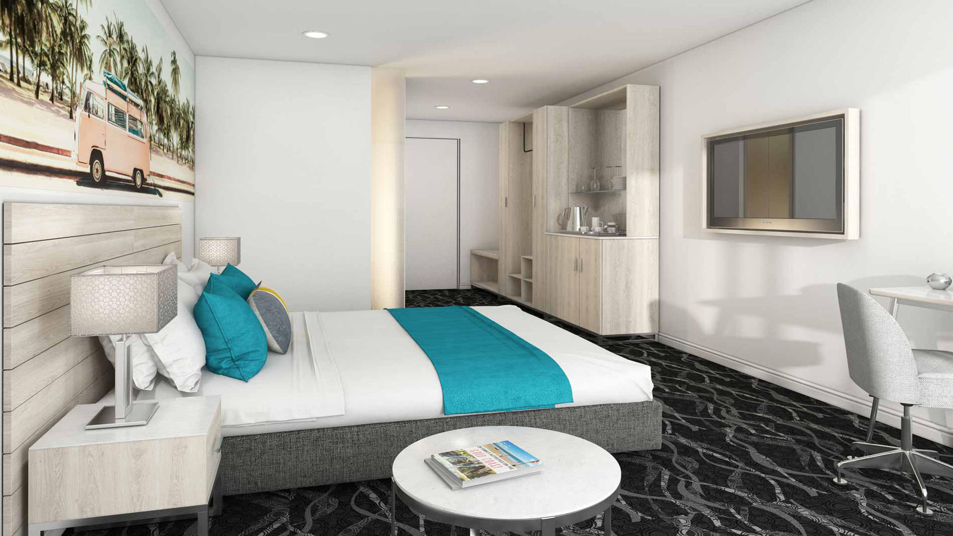 Rydges_Gold_Coast_Airport_Bedroom