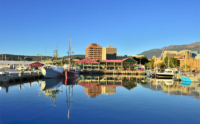 Rydges _ Hobart _ City-Tour