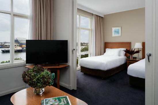 Rydges-Newcastle-Twin _ Harbourside _ Suite