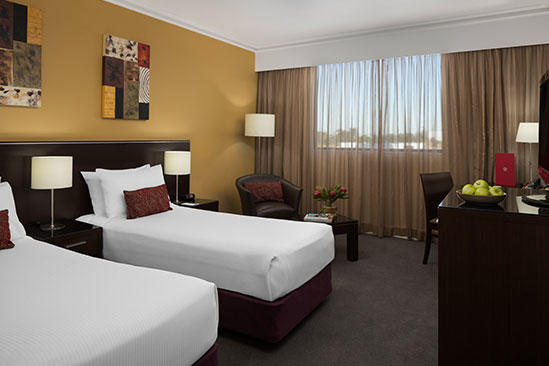 Rydges_Norwest_Sydney_Twin_room