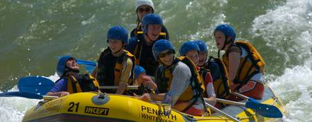 Penrith White water rafting