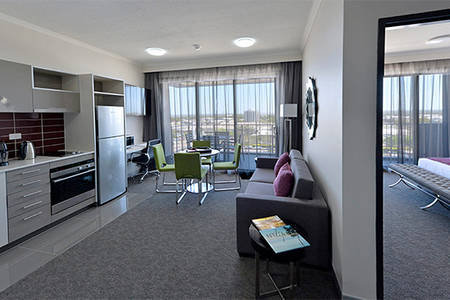 RydgesPalmerstonDarwin_Three Bedroom Serviced Apartment