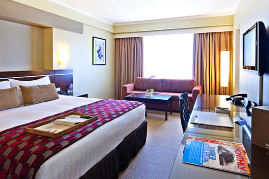 Parramatta _ Deluxe _ King _ Room