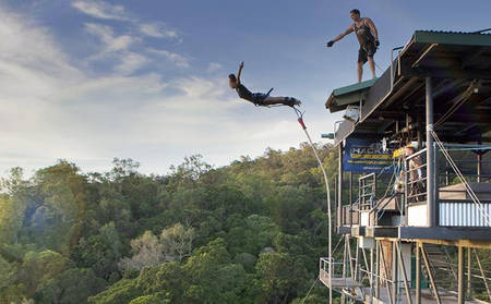 Rydges_Plaza, Cairns_Cairns, Bungee-Jumping