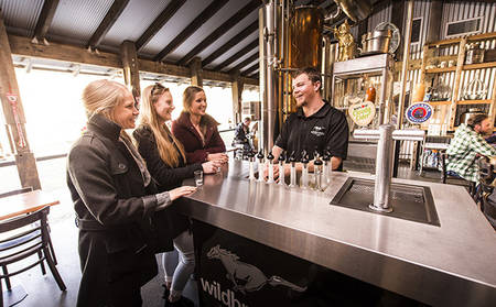 Rydges _ Snowy-Mountains _ Lunch-at-Wildbrumby-Schnapps-Distillery