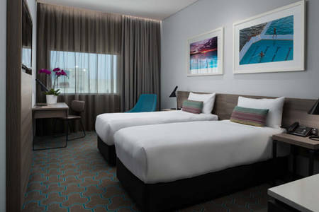 Rydges_Sydney_Airport_Deluxe_Twin_Bed