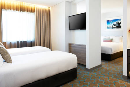 Rydges _ Sydney _ Airport _ Superior _ Family _ Suite