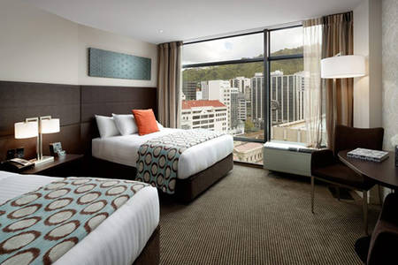 Rydges Wellington_City_View_Double_Double