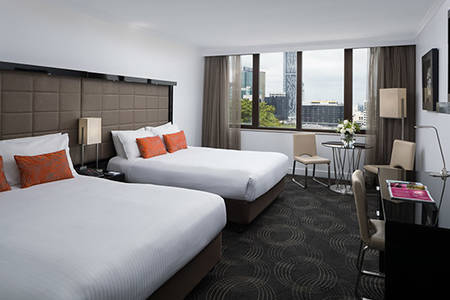 The_Park_Hotel_Brisbane_Deluxe_twin_room
