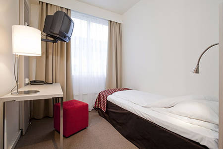 Thon _ Hotel _ Astoria _ Standard _ Single _ Room _ non