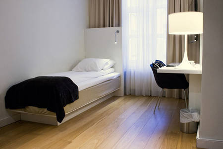 Thon_Bristol_Bergen_Standard_Single_Room_Non