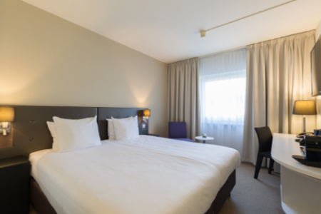 Classic Doppelzimmer im Thon Hotel Brussels Airport