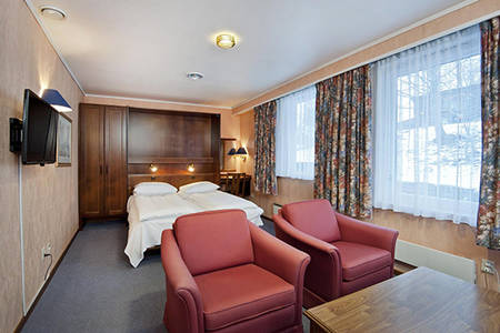 Thon _ Hotel _ Jolster _ Standard _ Twin _ Room _ Non