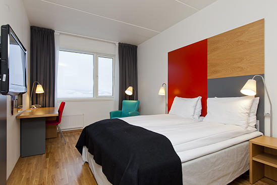 Thon_Hotel_Kirkenes_Standard_Room_Double_Non