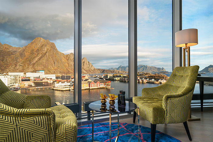 Thon _ Hotel _ Lofoten _ Business _ Room