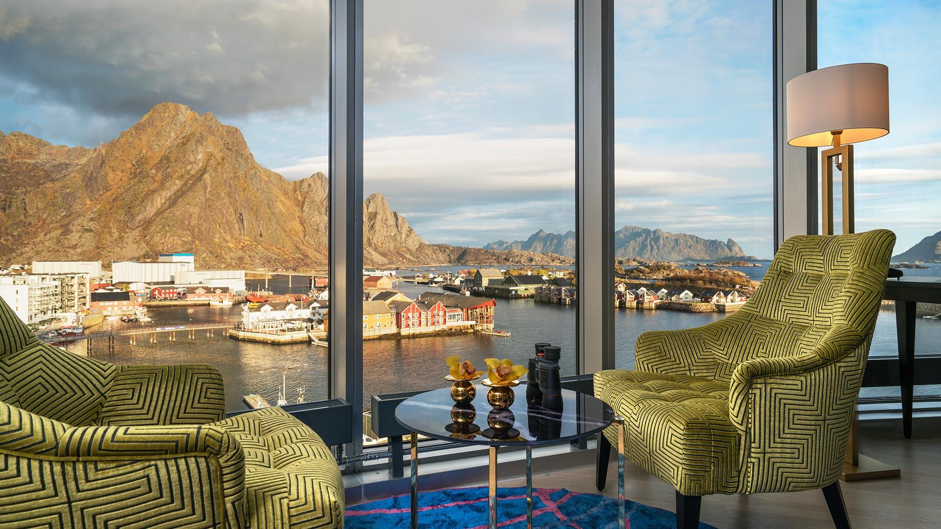 ThonLofoten _ Lounge