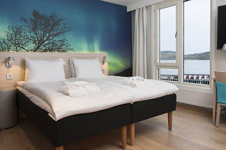 Do Nordlys_Business Zimmer