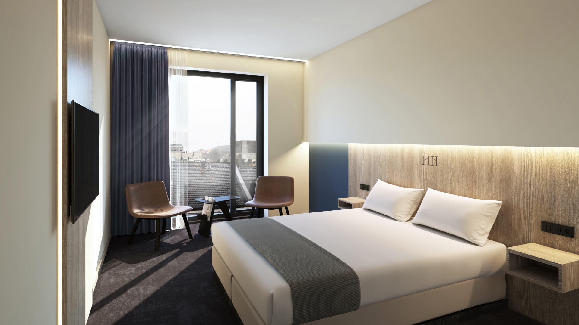 Thon_Hotel_Norge_Room1