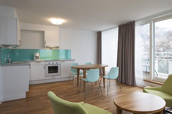 Thon _ Hotel _ Sandven _ Apartment _ Suite _ Non