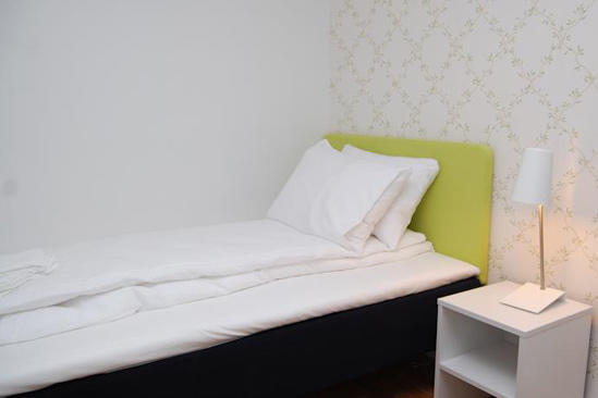 Thon _ Hotel _ Sandven _ Budget _ Single _ Room _ Non