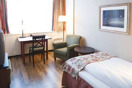 Thon _ Hotel _ Skeikampen _ Budget _ Single _ Room