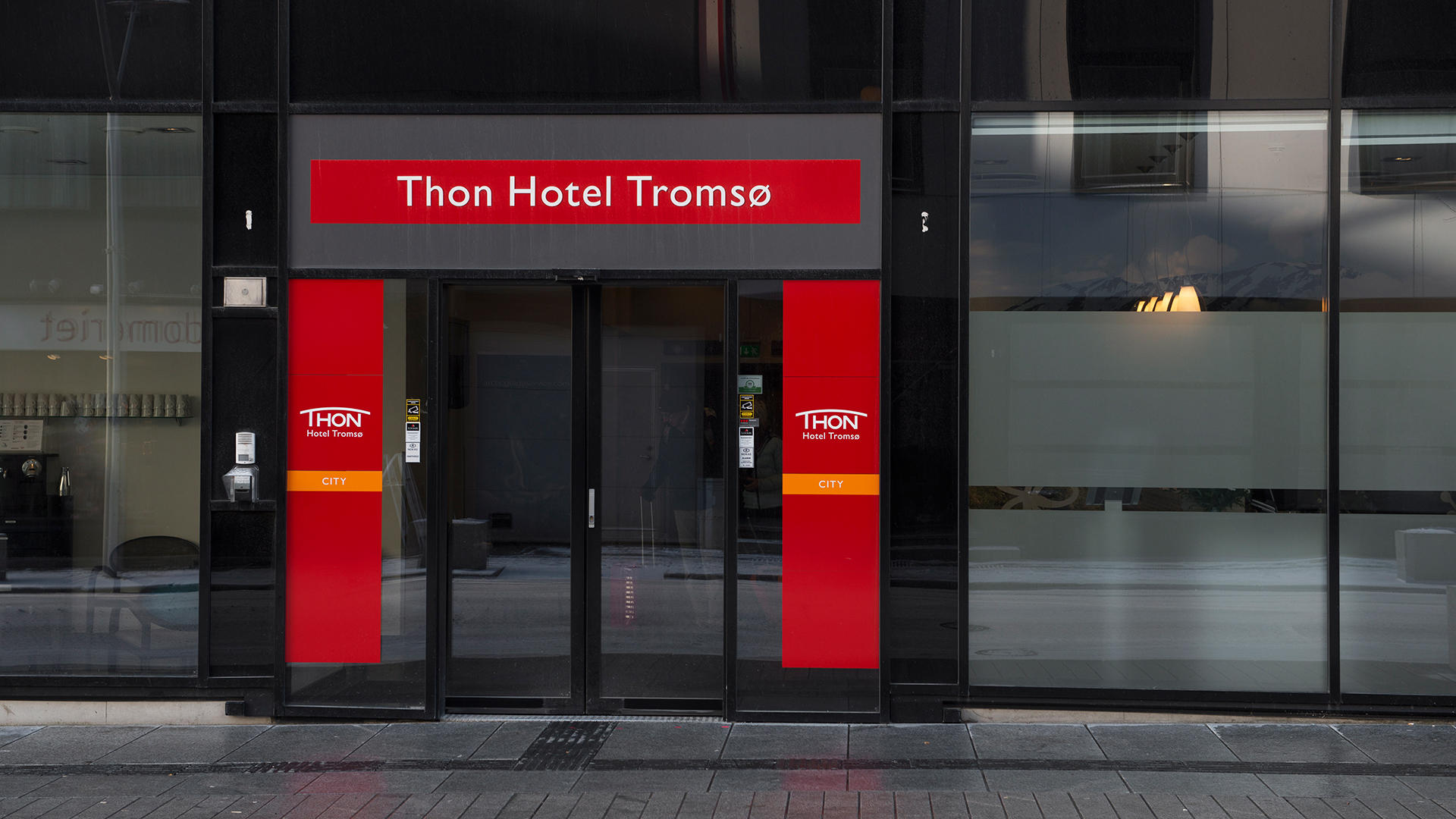 ThonTromsoe_Entrance