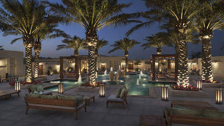 Souq_Al_Wakra_Hotel_ 卡塔尔 _by_Tivoli_Courtyard