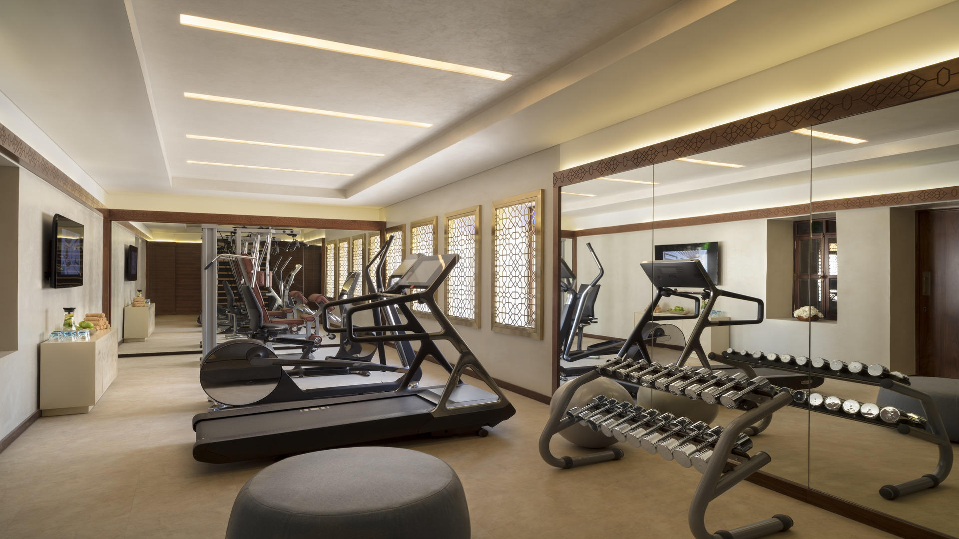 Souq_Al_Wakra_Hotel_ 卡塔尔 _by_Tivoli_FitnessCenter