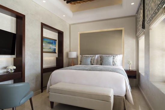 Souq_Al_Wakra_Hotel_ 卡塔尔 _by_Tivoli_Junior_Suite_Bedroom