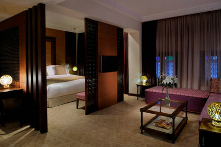 Junior Suite – Al Bidda