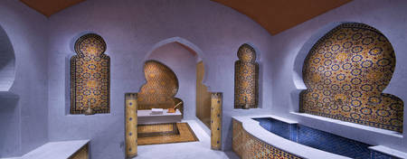 Souq Waqif Boutique Hotels by Tivoli 摩洛哥哈马姆