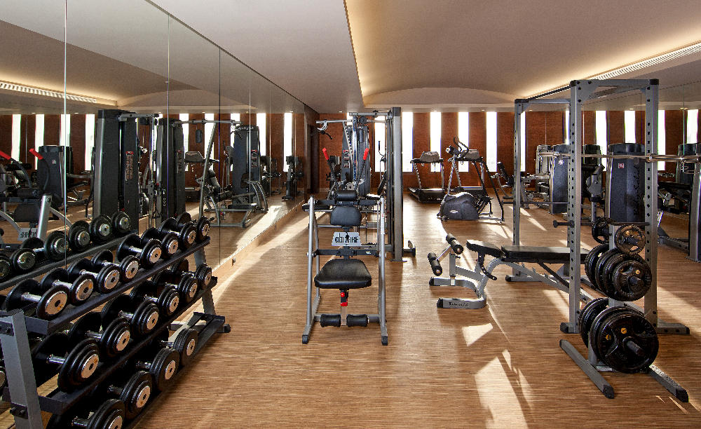 TI _ Souq _ Waqif _ Boutique _ Hotels _ Gym