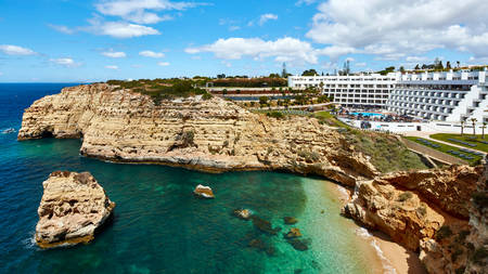 Tivoli Carvoeiro Algarve Resort's Facade and View