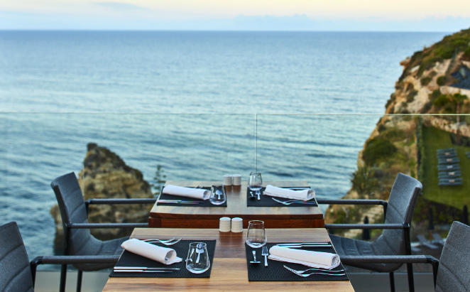 Romantic Dinner for Two at Carvoeiro