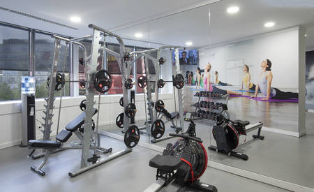 TivoliOriente_Fitness_Center