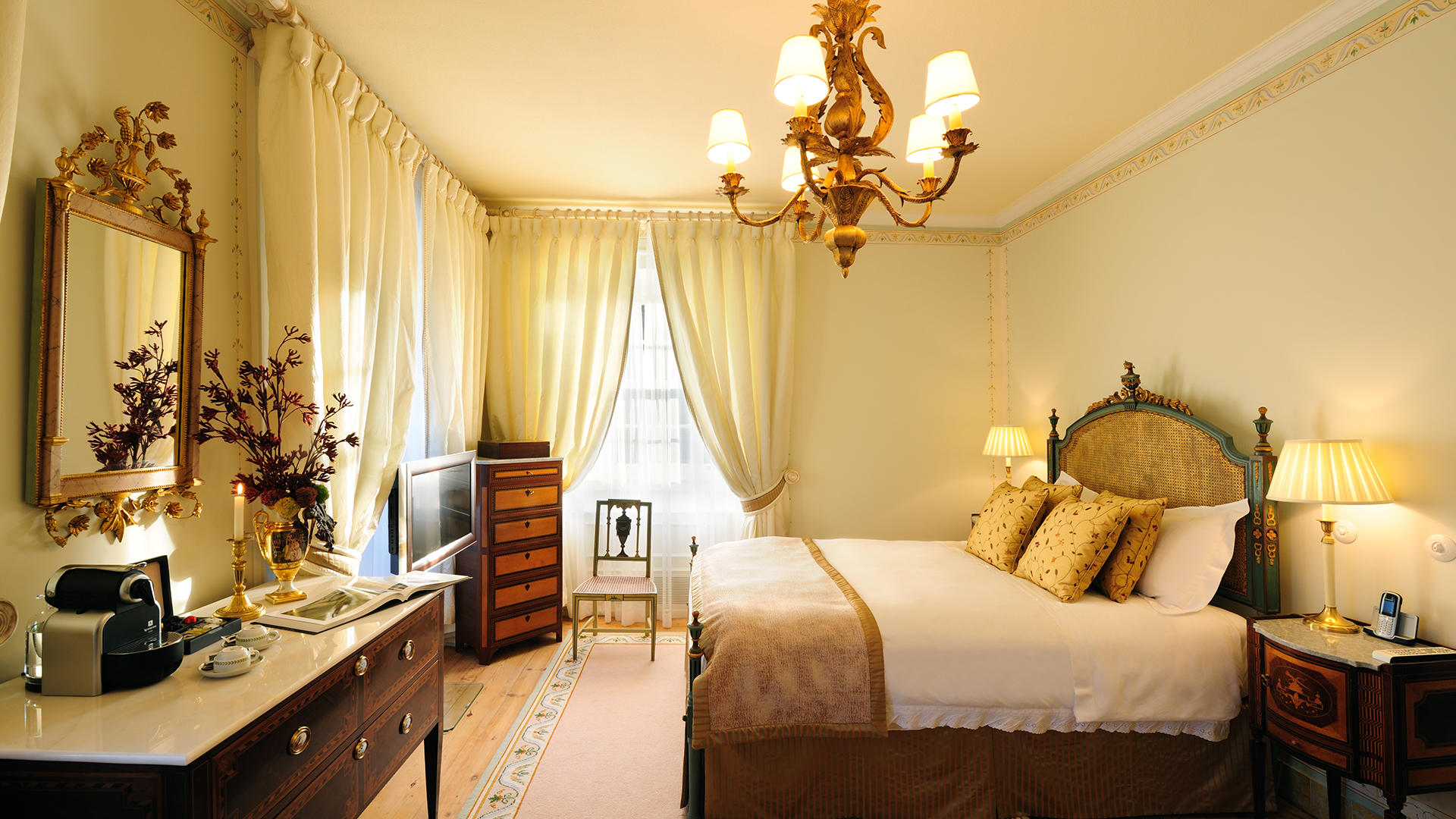tivoli palacio de seteais sintra hotel gha. Black Bedroom Furniture Sets. Home Design Ideas