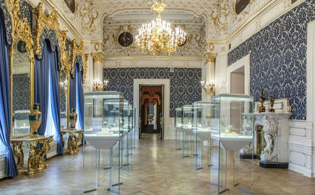 Corinthia_St-Petersburg_private-Visit-of-Faberge-Museum