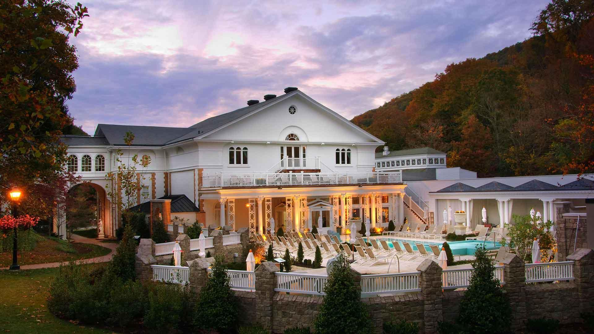 TheOmniHomesteadResort_spa — — 外观 — — 晚