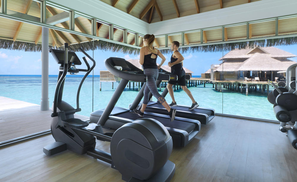 VakkaruMaldives _ Over _ Water _ Gym
