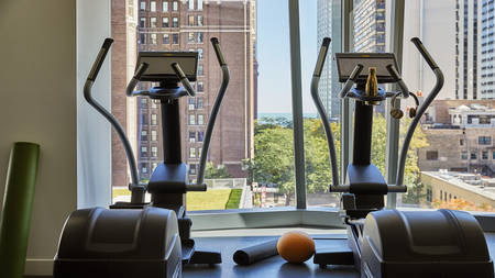 ViceroyChicago_Fitness — — 中心