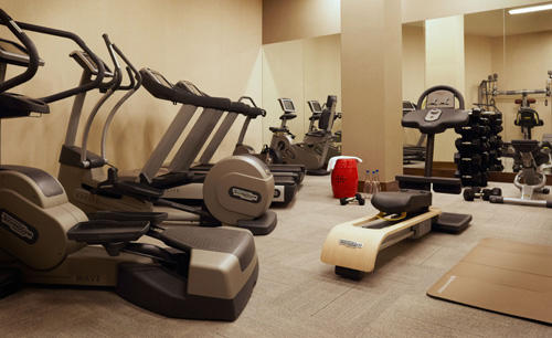 Viceroy_Snowmass_Gym