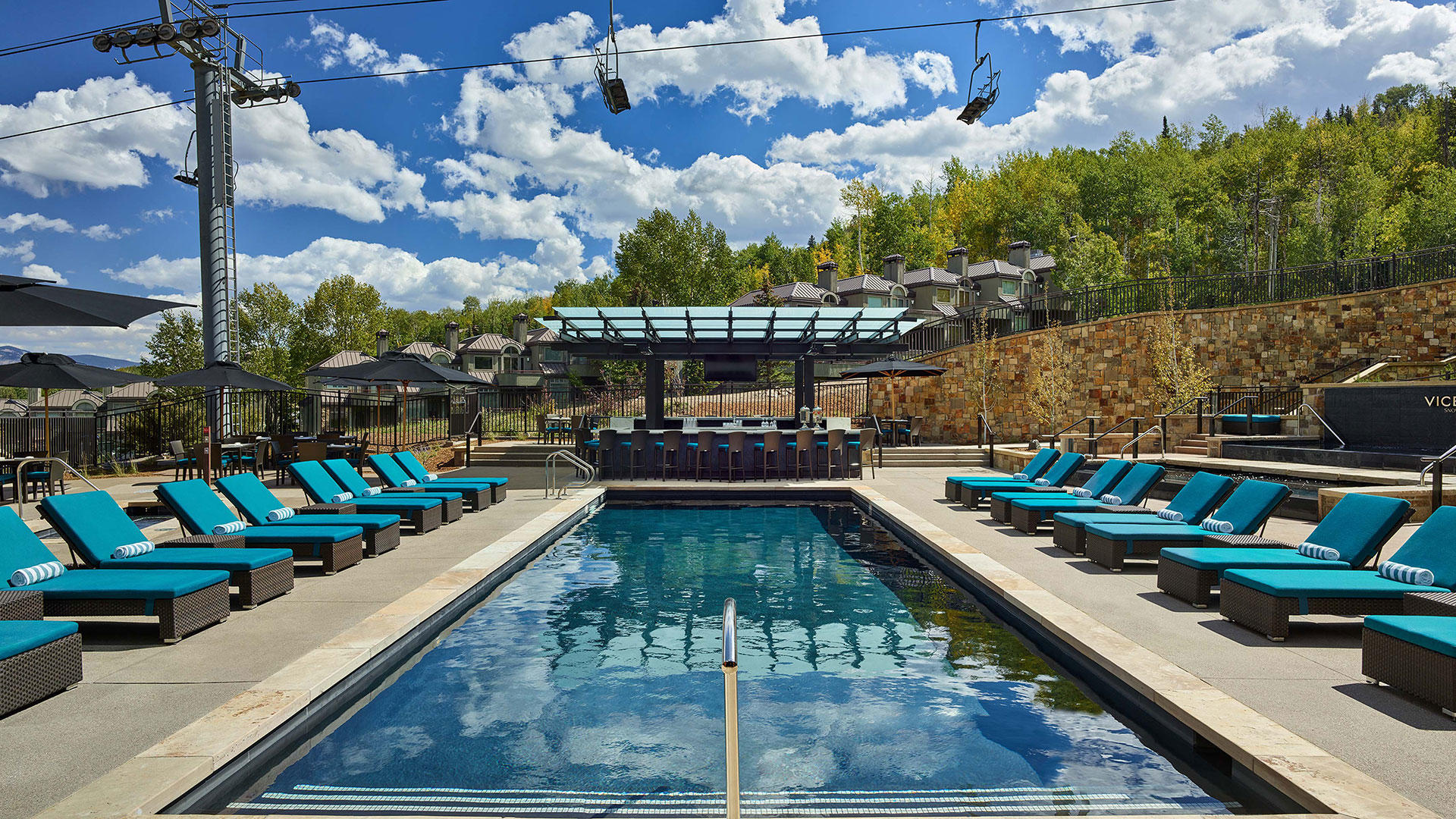 Viceroy Snowmass Pool