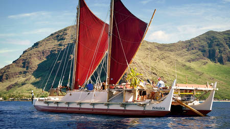 Spende an Polynesian Voyage Society_Black